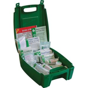 British Standards Workplace First Aid Kits