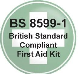 BS First aid kits