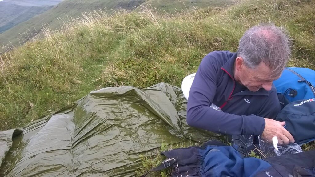 Remote First Aid Training Brecon Beacons
