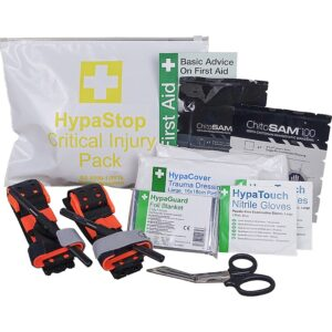 Critical Injury Packs