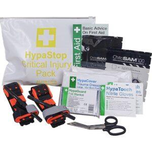 Critical Injury Packs