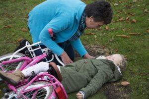 Covid secure paediatric first aid