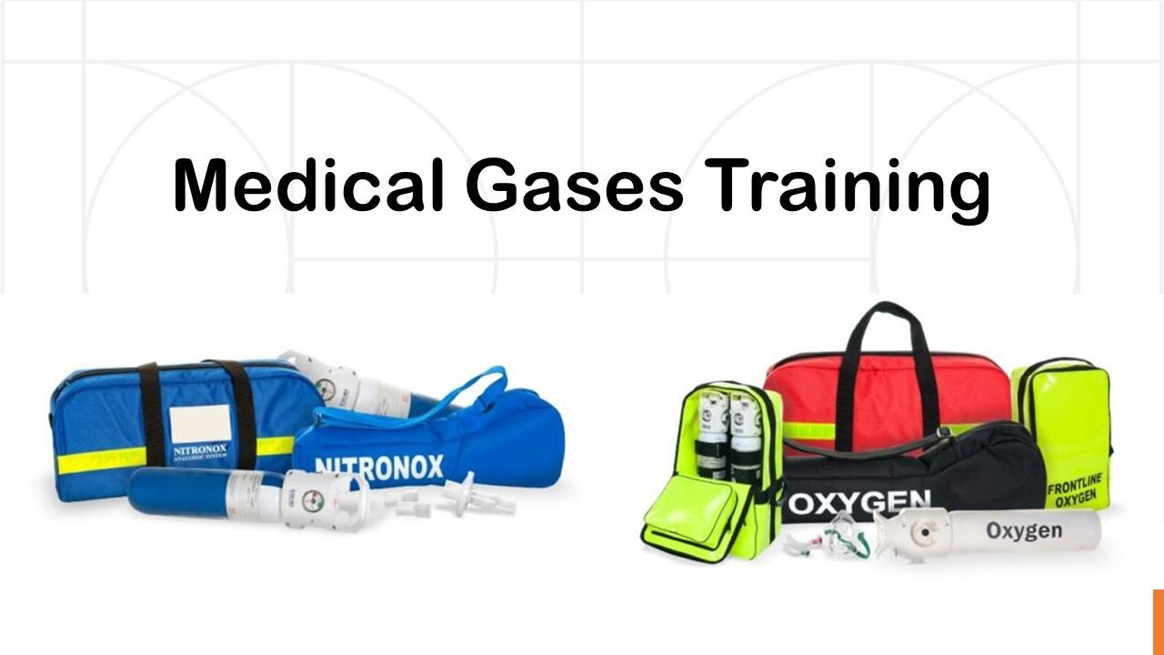 Medical Gases Training