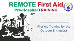 Featured Outdoor First Aid