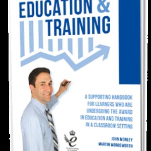 Education & Training Award at Level 3