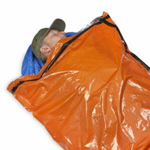 Foil survival bag